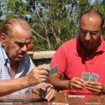"""Con Tano Cimarosa sul set del documentario """"Lo chiamavano Zecchinetta"""""""